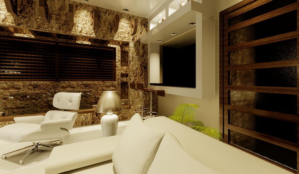 Residence Interior Design by Ali Khan at Coroflot.com