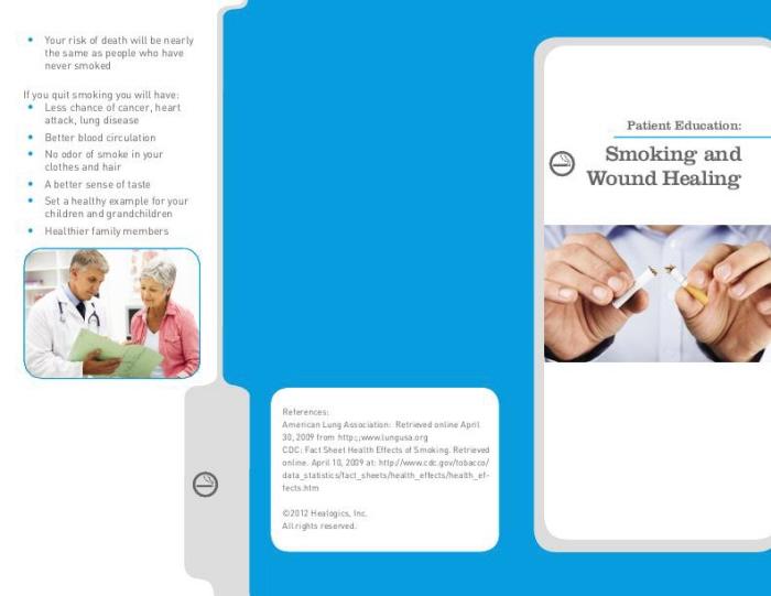 freelance medical brochure design by kimberly roth at coroflot com