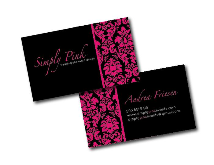 Business Cards By Whitney Watson At