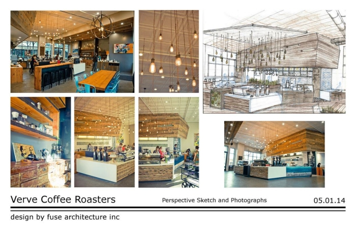 Coffee Shop Santa Cruz By Alder J Grove At Coroflot Com