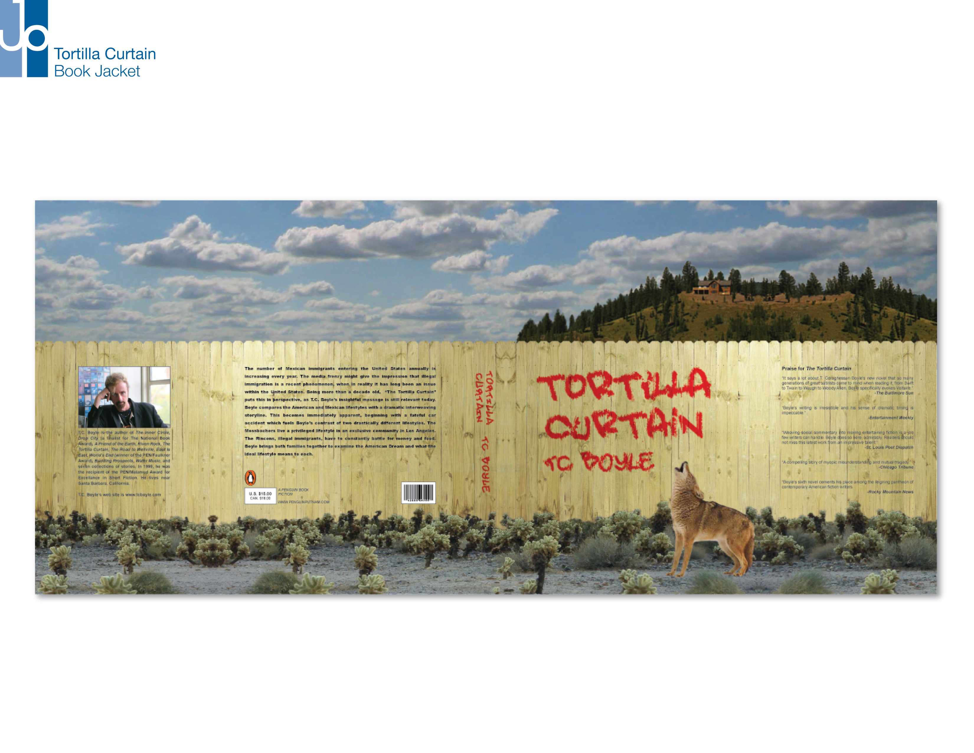 analysis of tortilla curtain by tc boyle The tortilla curtain penguin books with reading guides t coraghessan boyle 9780140238280 com chapters 1 3 summary and analysis the tortilla curtain study guide tc.