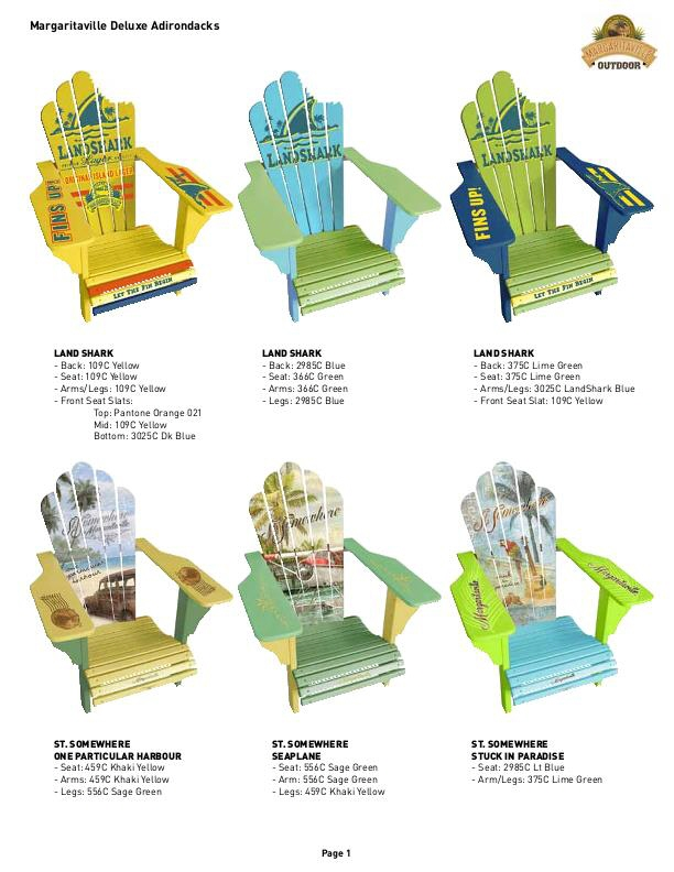 Jimmy Buffett Adirondack Chairs.Jimmy Buffet Chairs Wvsdc Org