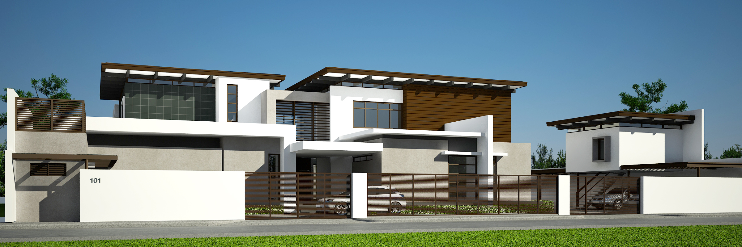 Modern house design pictures philippines home design 2017 for Affordable house design philippines