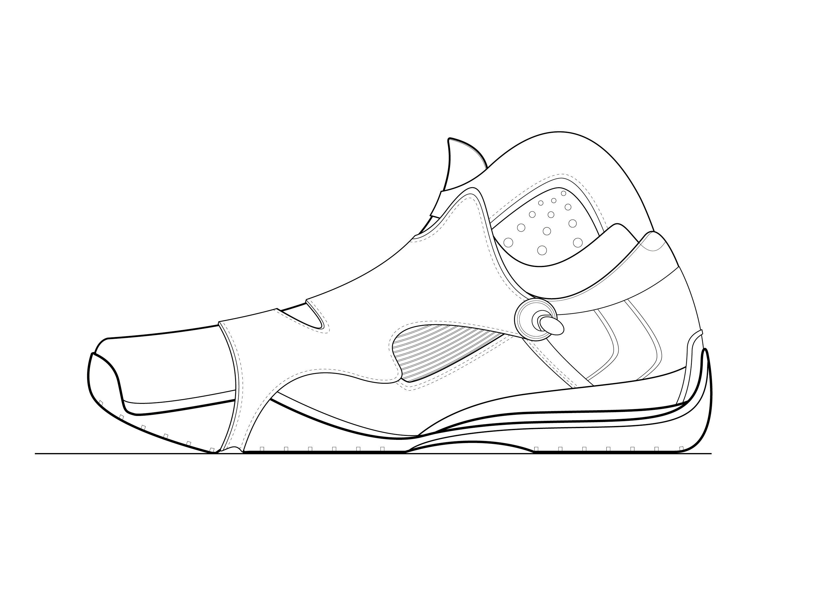 Kd Nike Shoes Coloring Pages