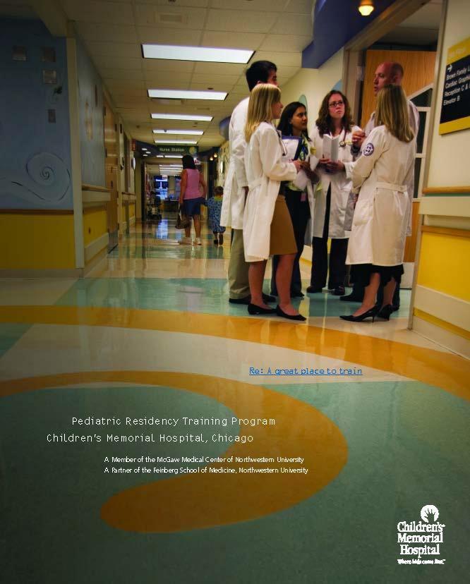 Childrens Memorial Hospital (Chicago) Pediatric Residency