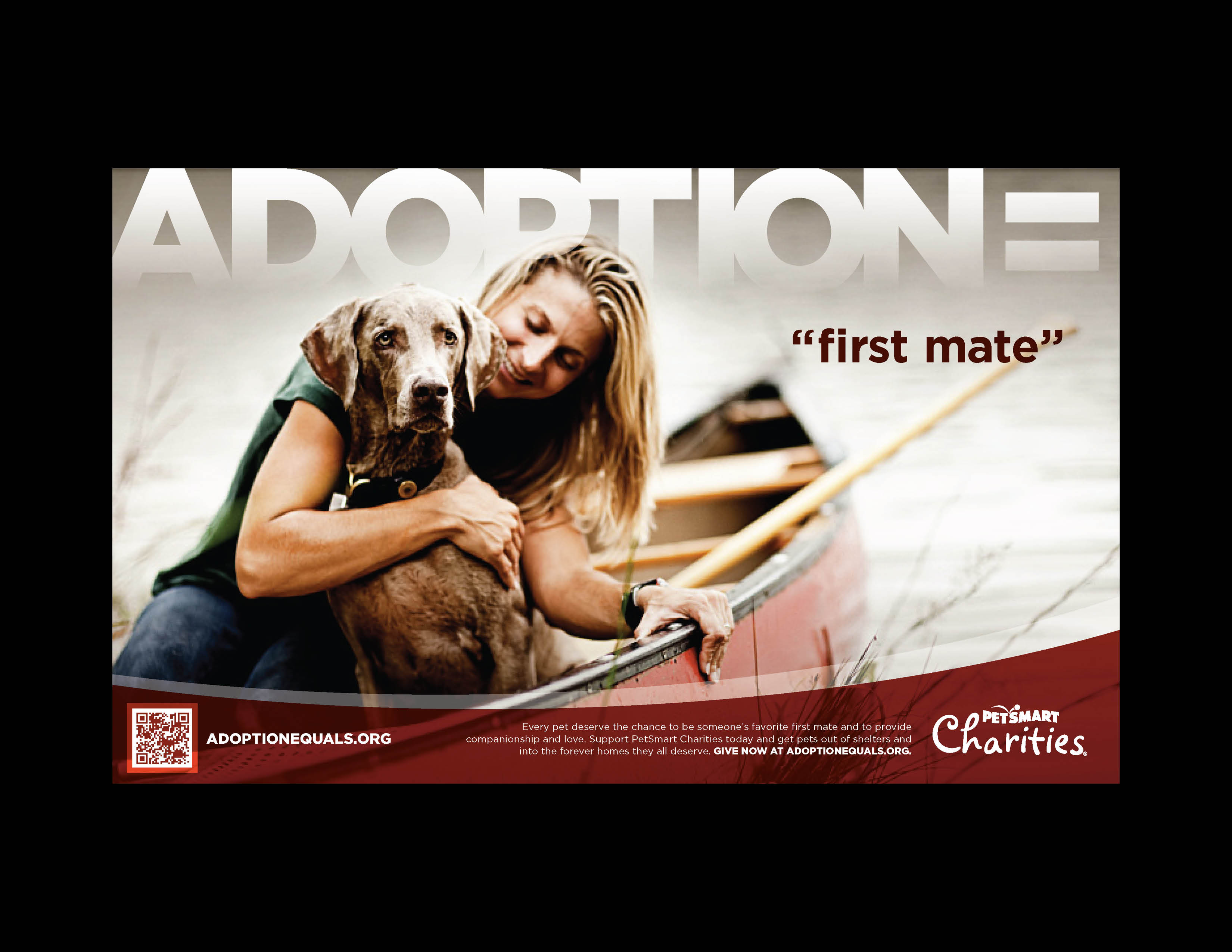 PetSmart Charities Adoption Equals Multichannel Campaign by David