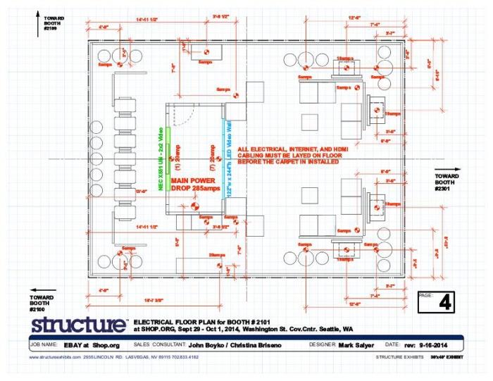 Vectorworks Electrical Plan - Wiring Diagrams DataUssel