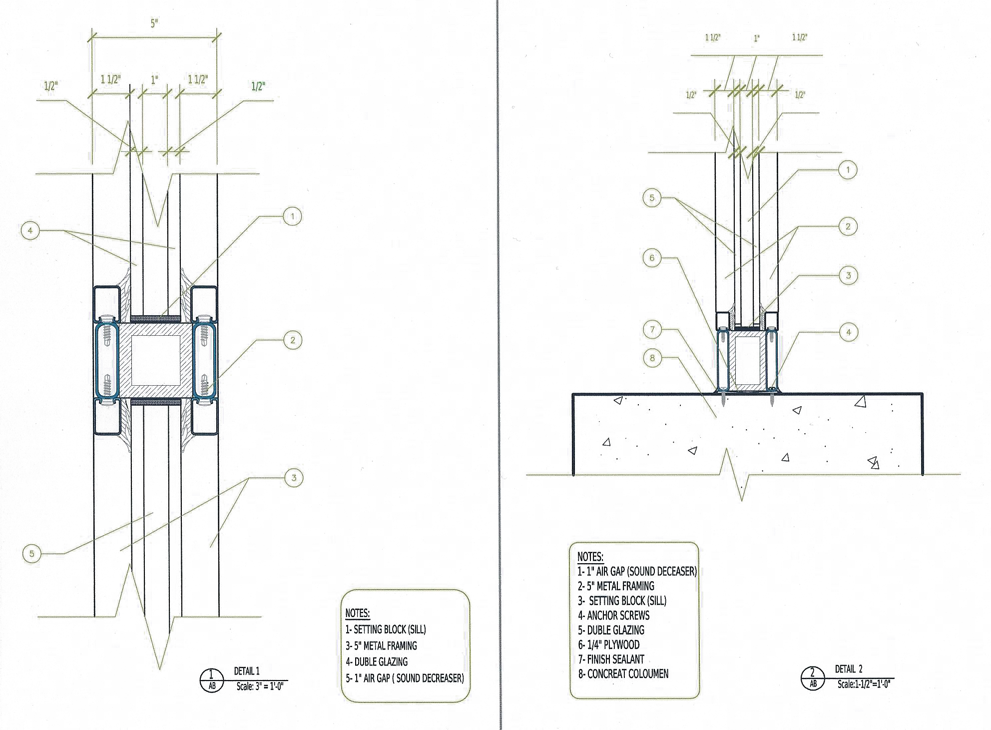 Cupples Curtain Wall : Glass curtain wall section details integralbook