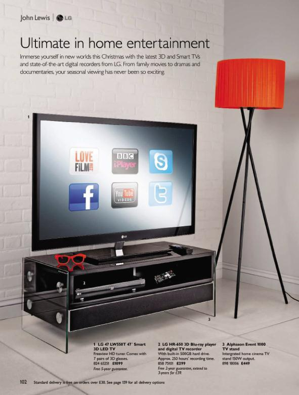 Event Soundstand Tv Furniture With Built In Surround Sound For