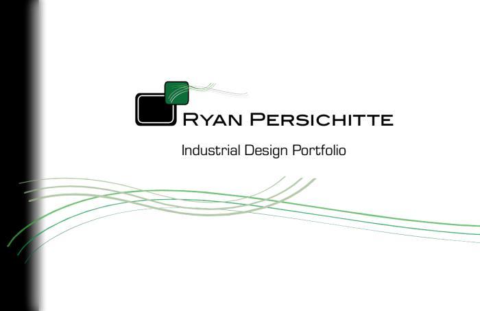 Industrial Design Portfolio by Ryan Persichitte at Coroflot com