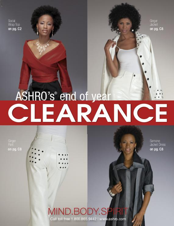 ASHRO Clearance Catalog by Veronica Perez at Coroflot com