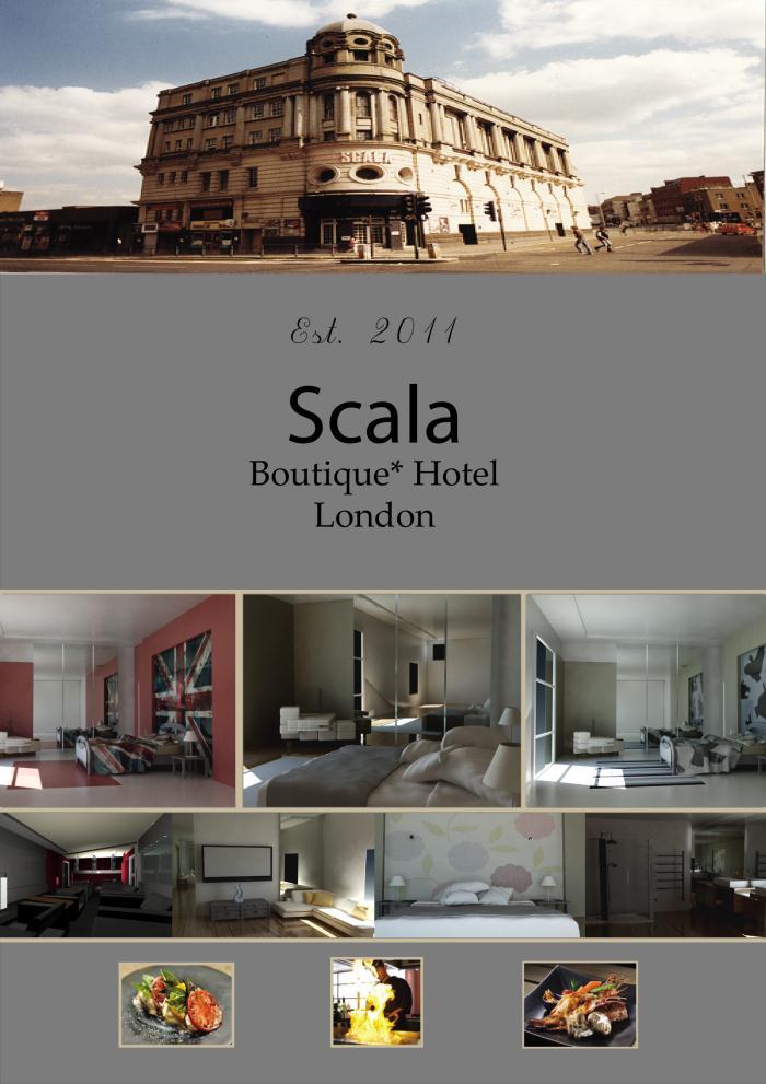 Scala Boutique Hotel London By Charlotte Davison At