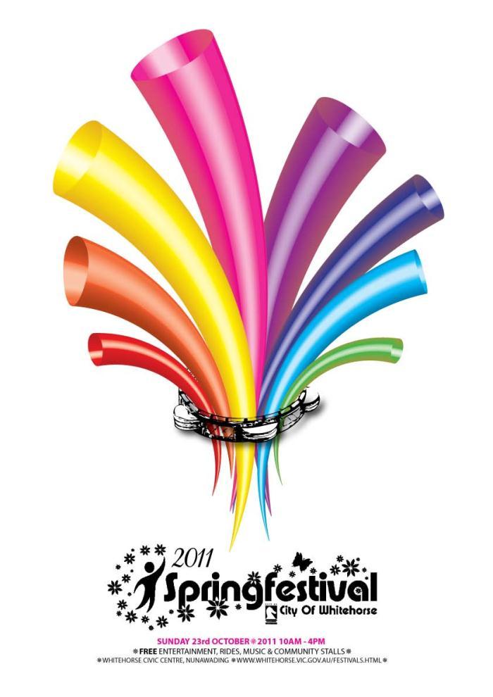 Posters by Julia Kondylis at Coroflot com