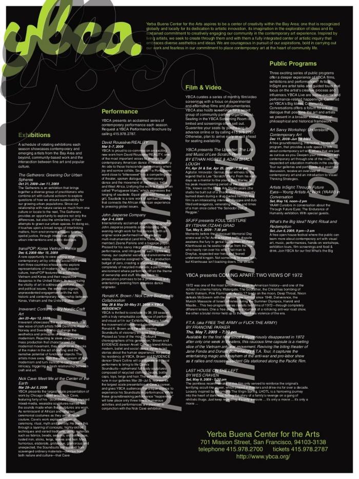 Graphic Design Samples by Erik Solfvin at Coroflot com