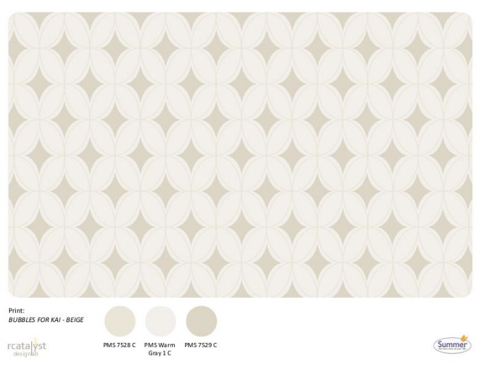 Print And Pattern Development Juvenile Products By