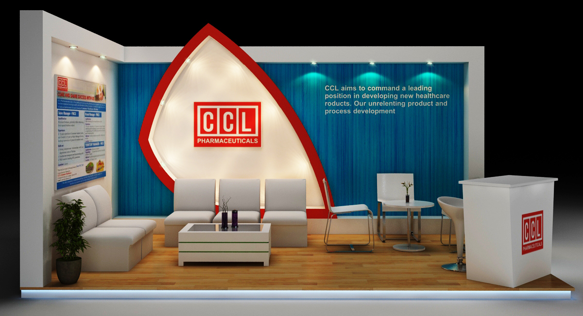 Architectural, Interior, Exhibit Stands Visualization ...
