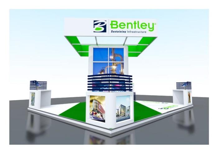 Exhibition Stand Design Brief Pdf : Custom build exhibition stand design bentley by jason damon at