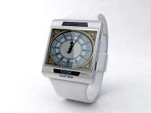 Concept Of Designer Andy Kurovets Bracelet Watch