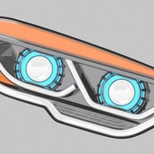 Headlamp Design Jetbus 3 By Arman Sidik At Coroflot Com