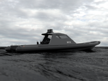 Goldfish Boat Bullet 28 by Liam Woolley at Coroflot com