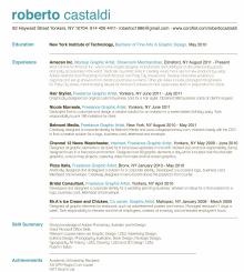roberto castaldi graphic designer resume by roberto castaldi at