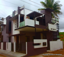 Perfect House Designs In Bangalore