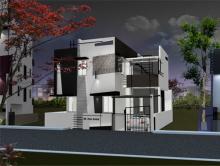 House Designs Bangalore Front Elevation By Ashwin Architects At Coroflot Com