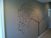 Pottery Barn Lamb Mural By Jeremy Jarvis Jarvis Art