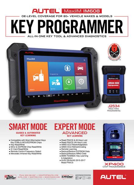 IM608 Key Programmer by Daniel Bemiss at Coroflot com