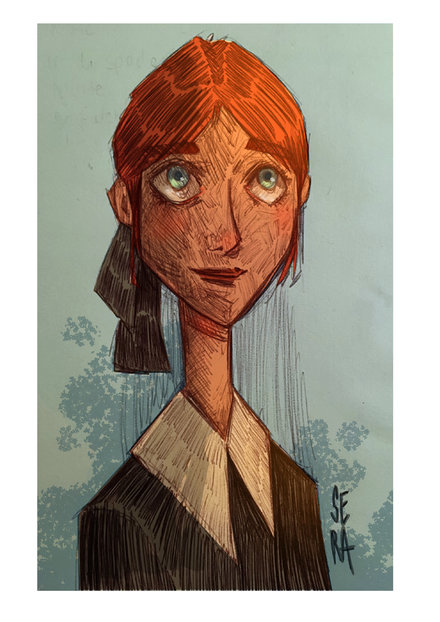 Serafina Anelli, Illustrator/Author/Colorist/Graphic Designer in