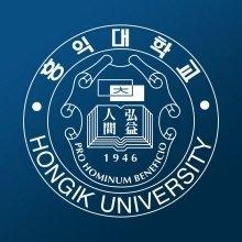 Hongik University k Company Logo