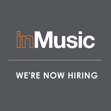 inMusic k Company Logo