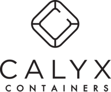 Calyx Containers k Company Logo